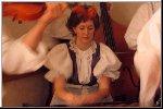 Cimbálové hudby a lidové taneční soubory