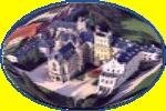 Lednice na Moravě - památky, pamětihodnosti, zámek, salety, Minaret, Janohrad, Hraniční zámeček, Reistna, hrady, kostely, muzea, města, obce