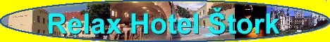 Relax Hotel Štork, Lednice na Moravě, ubytování, hotel, restaurace, bazén, sauna, wellness, školení, masáže