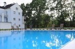 Bazén Hotel Galant