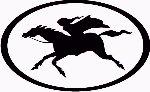 Penzion a vinný sklep Černý jezdec - logo