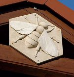Penzion Včelařský dvůr - emblém
