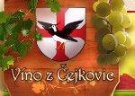 Víno z Čejkovic